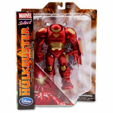 MARVEL SELECT DISNEY STORE IRON MAN HULKBUSTER ACTION FIGURES KID FIGURINES TOY