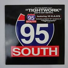 95 South Tightwork/Wet n Wild Promo Single LP