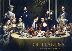 Outlander      Individual Trading Cards