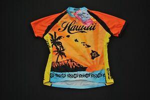 NWT Hawaii Islands Cycling Jersey Canari Women's XXL 2XL