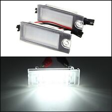 LAMPADINE LUCI TARGA A LED VOLVO V70 II   XC70 II   XC90   S60   S80 art.71305