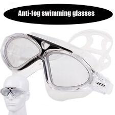 Swimming Goggles Professional Adult Unisex Glasses Anti-fog Adjustable Eyewear.