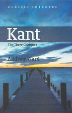 Kant: The Three Critiques by Andrew Ward (Paperback, 2006)