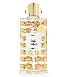 WHITE AMBER EDP 2.5OZ/75ML BY CREED LES ROYALES EXCLUSIVES UNISEX NICHE NEW