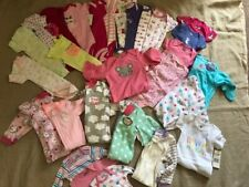LOT :  NWT Baby Girls Clothing  28- Pcs set 6-9 Months