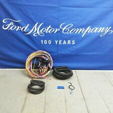 Wire Harness Fuse Block Upgrade Kit for 1935 - 1941 Ford Rhd rat rod hot rod