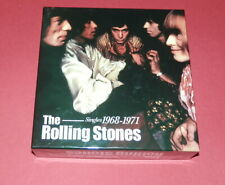 Rolling Stones -- Singles 1968-1971  -- 9 CD & 1 DVD -Box