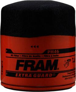 Engine Oil Filter-Turbo Fram PH46
