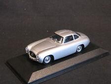 Max Models Mercedes-Benz 300 SL 1952 1:43 Silver (JS)