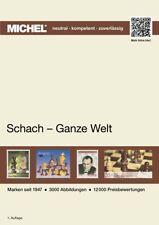 Michel Katalog Schach - Ganze Welt 2018 Versandkostenfrei! Neu