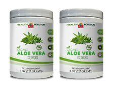 stabilize blood sugar ORGANIC SUPER GREENS (Aloe Vera) 2C 16oz CERTIFIED NON-GMO