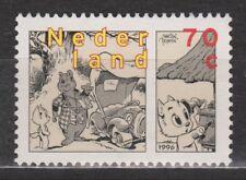 NVPH Nederland Netherlands 1677 b MLH 1996 Comics Strips Bommel Strippostzegels