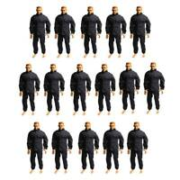 16 Pcs 21st Century Uniform For GI JOE Soldier 1:6 12'' Dragon Hot figure Toys