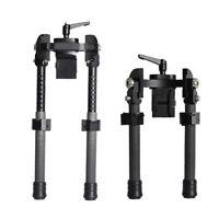 Light Carbon Fiber Tactical Bipod  Long Range Bipod For Hunting Rifle