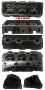 GM CHEVY GMC 4.3L 262 V6 Astro S10 VORTEC CYLINDER HEAD #113 BARE 12557113