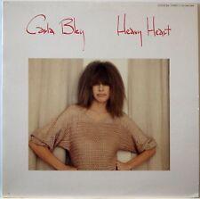 CARLA BLEY / HEAVY HEART / ECM / JAZZ / POLYDOR JAPAN 25MJ3368