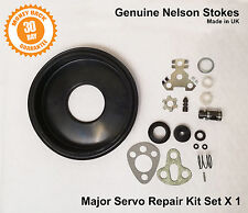 "Lockheed Type Brake Servo Unit Booster Remote Major Repair Kit FULL 7"" 7 inch"