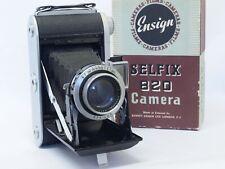 Ensign Selfix 820 Roll Film Camera with Ross Xpres 105mm F3.8 .Stock No u9956