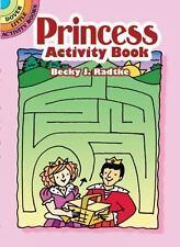 Princess Activity Book (Dover Little Activity Books) by Becky J. Radtke