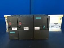 SIEMENS SIMATIC S7 6EP1331-1SL11/PS307/CPU315