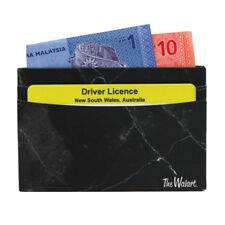 The Black Marble Card Paper Wallet - NEW - The Walart - Mighty Tyvek Dynomighty