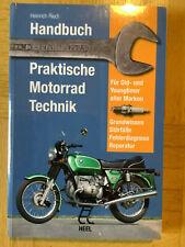 Handbuch praktische Motorradtechnik von Heinrich Riedl (2011, Taschenbuch)