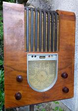 Belle radio ARIANE luminor E65 de 1935