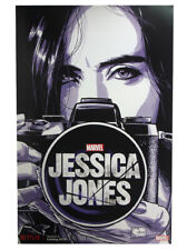 Jessica Jones NYCC Comic Con Exclusive Promo Netflix Poster Marvel Comics 2017
