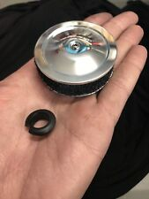 1/4 Scale Polished Holley Air Filter Suit Conley V8 and others