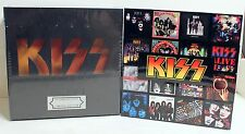 "KISS CASABLANCA SINGLES 74-82 (29X7"" VINYL BOX SET 45RPM) + 26 piece Magnet Set"