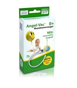 Angel-Vac Mund-Nasensauger NEU: mit extra weichem Kopf