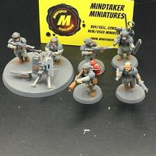 Imperial Guard - Cadian Command Squad (x5) - #14487