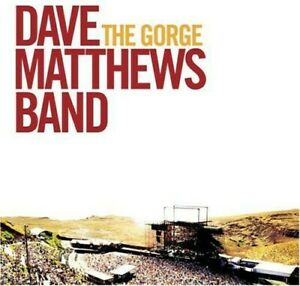 Live at The Gorge (CD & DVD set), Dave Matthews Band, Very Good Enhanced, Live