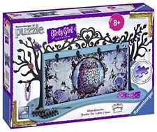Puzzles 3D bleus animaux
