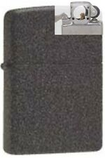 Zippo 211 iron stone cigar Lighter with PIPE INSERT PL