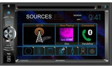 Jensen Double DIN DVD/CD Bluetooth Car Stereo Audio In-Dash Receiver
