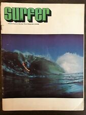 1971 Surfer Magazine vol. 12 #5