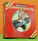 1983 BRITAINS LEAD FIGURE METAL-MODELS -  LIFEGUARD STANDARD BEARER #7246 MIB