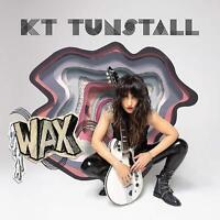 KT TUNSTALL – WAX LIMITED PINK VINYL LP (NEW/SEALED)