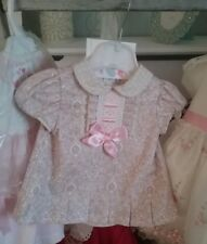 SALE Spanish Dress & Pants Set By Alber - Size: 0-1 month. Really Pretty Set