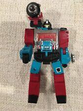 Transformer Vintage 1984 G1 Perceptor Action Figure- Near Complete