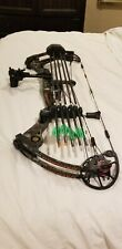 Mathews Monster 7 compound bow left hand