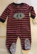 329a33d4cff3 Carter s Fleece Sleepwear (Newborn - 5T) for Boys