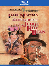 The Life And Times Of Judge Roy Bean [New Blu-ray] Manufactured On Demand