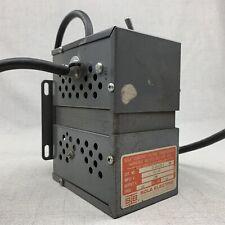 Sola Constant Voltage Transformer Harmonic Neutralized Type Cvs 23 13 030 2