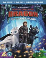 Nuovo How To Treno Your Dragon 3 - The Nascosto World 2D+3D Blu-Ray (8317988)