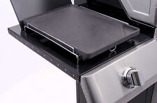 Char-Broil Grillplatte für Seitenbrenner Gussplatte Grillzubehör