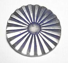 RARE 60's ALLAN ADLER Modernist PIN Given to ACTRESS JACQUELINE BROOKES