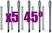 45 Degree Blade Knife For Graphtec Cb09 Plotter Cutter Lot Of 5 Us Ship