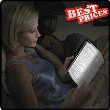 Lumière LED Wedge panneau Livre lampe de lecture Broché Nuit
